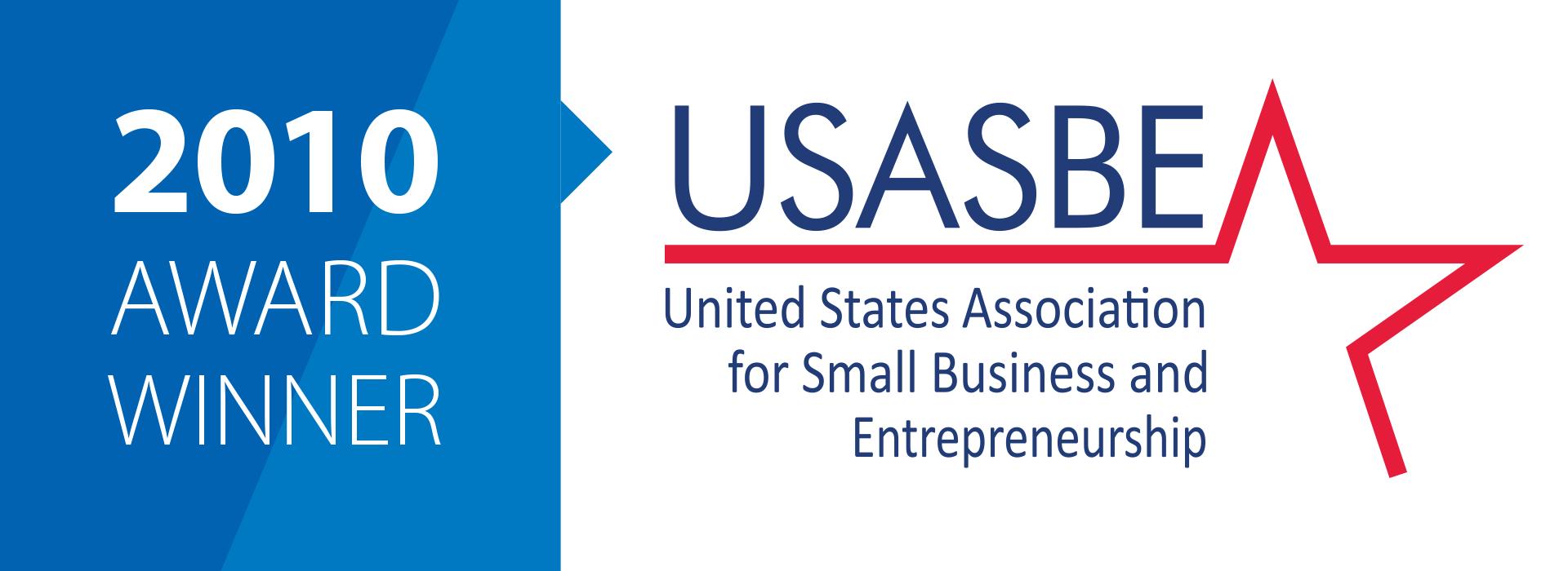2010 USASBE Award