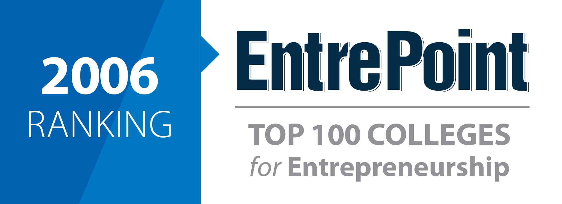 2006 EntrePoint Ranking