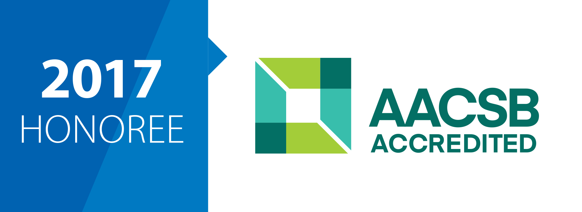 2017 AACSB Honoree