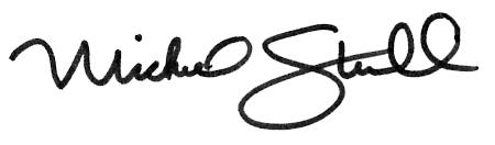 Mike Stull Signature