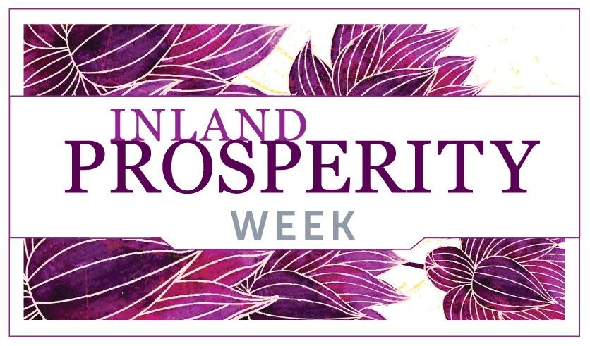 Inland Prosperity Week logo